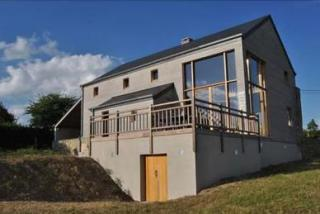 Ardennen ourthe vakantiewoning in in houffalize for Chalets te koop ardennen particulier